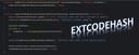 EXTCODEHASH