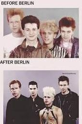 Before and after Berlin