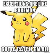 Pokemon Catch All