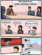 Arbitrage Meme