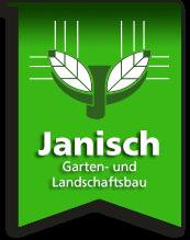 Janisch Garten- und Landschaftsbau Logo