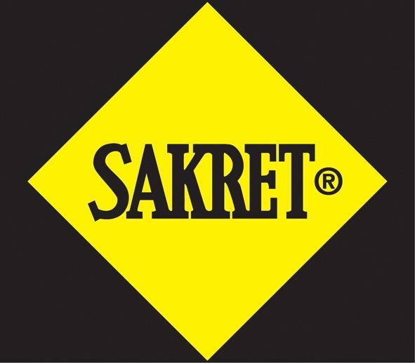 SAKRET Marken Logo