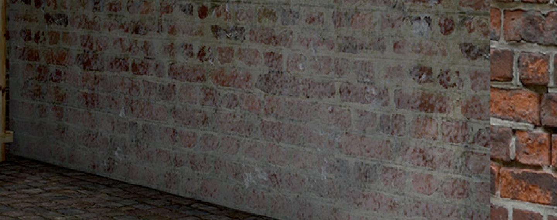 Fassadensanierung | Mauerwerk mit Ausblühungen
