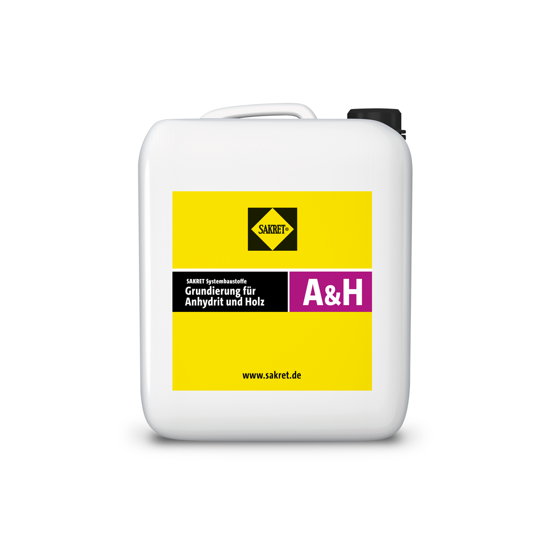 Abbildung SAKRET ProduktbildGrundierung A&H