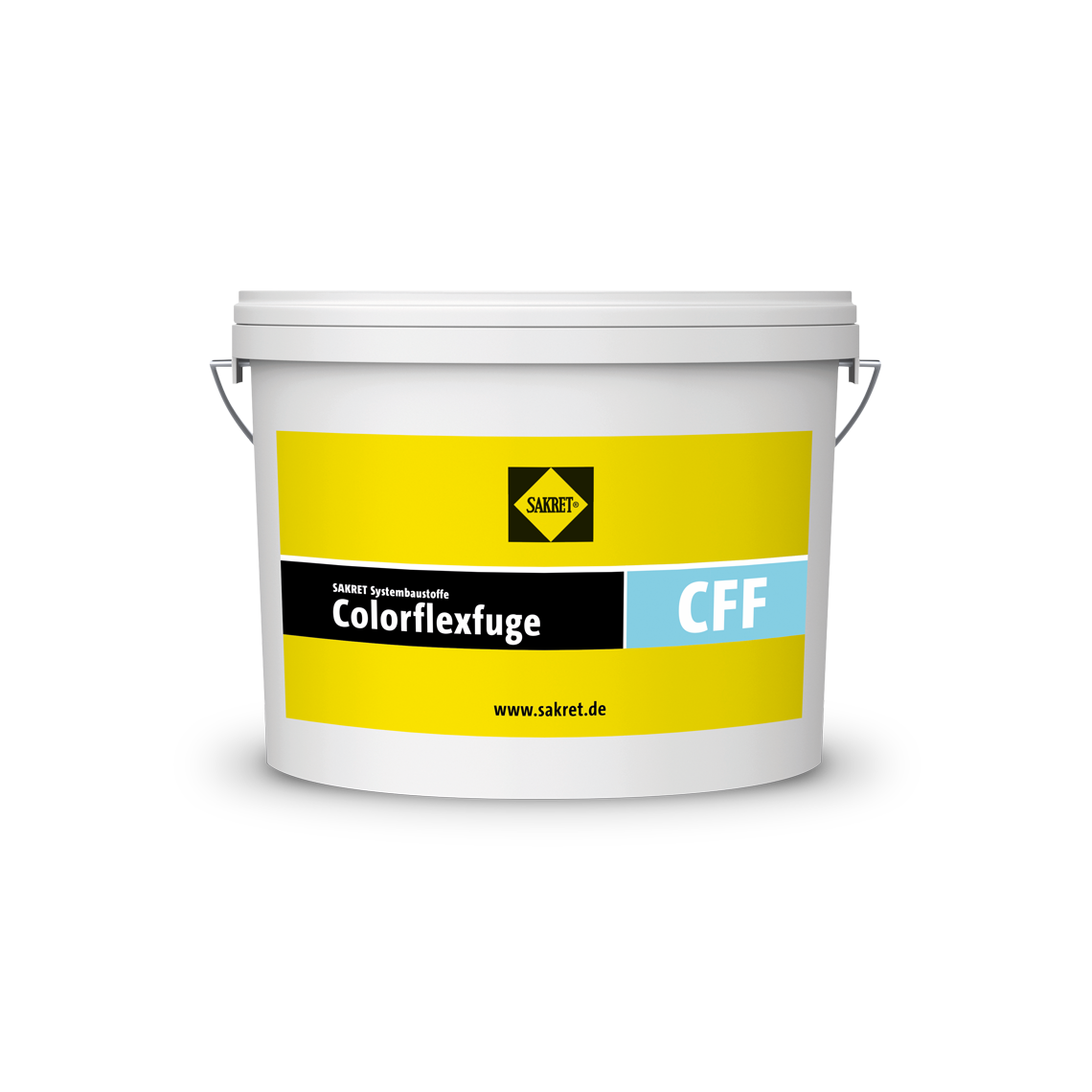 Abbildung SAKRET Colorflexfuge CFF