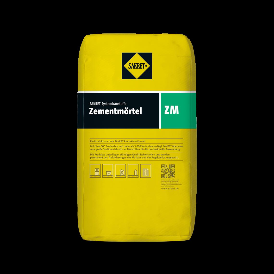 Produktbild SAKRET Zementmörtel ZM