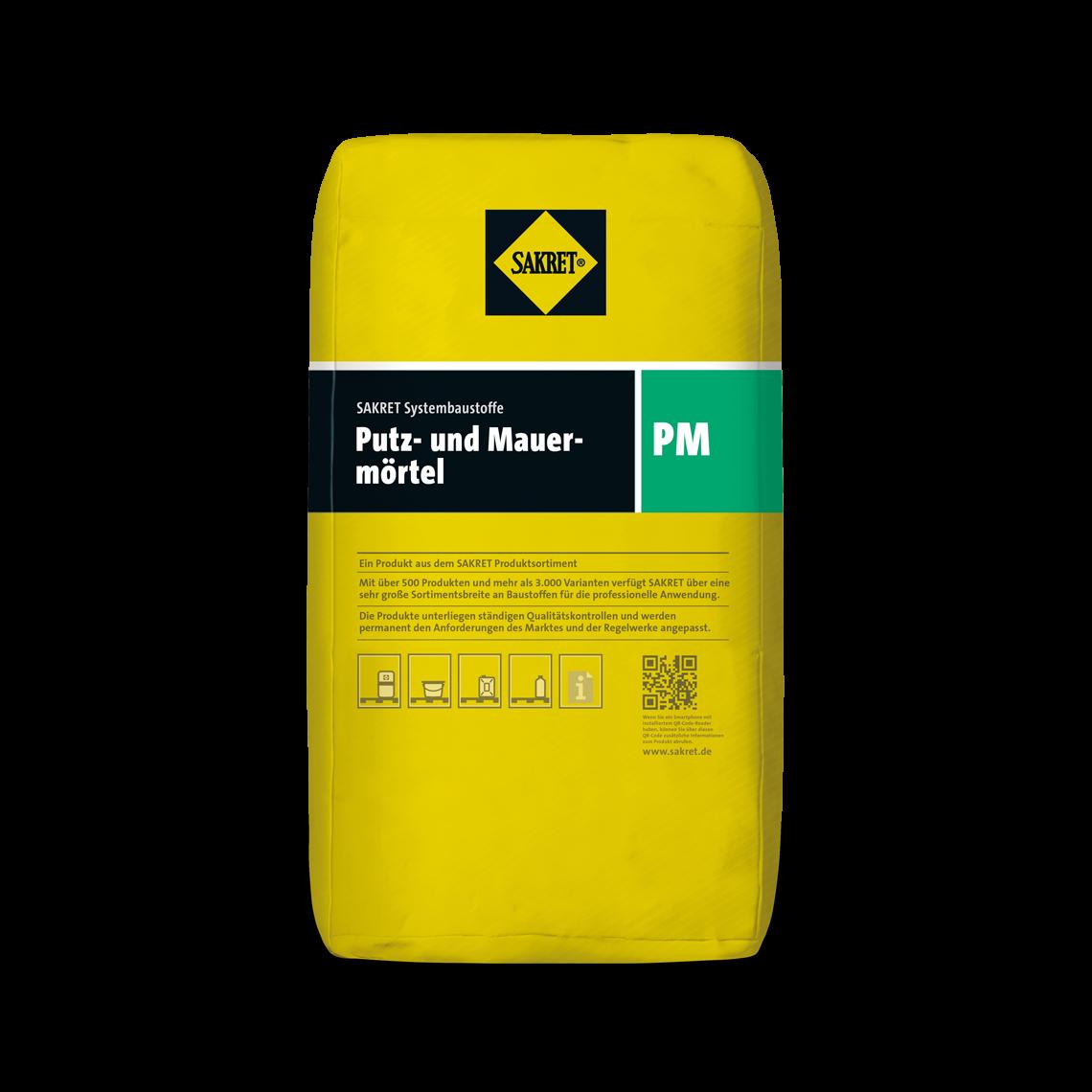 Produktbild SAKRET Putz- und Mauermörtel PM