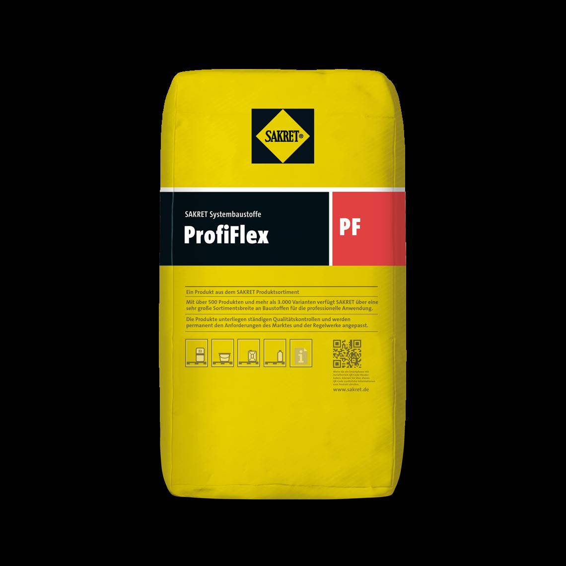 Abbildung SAKRET Profiflex PF