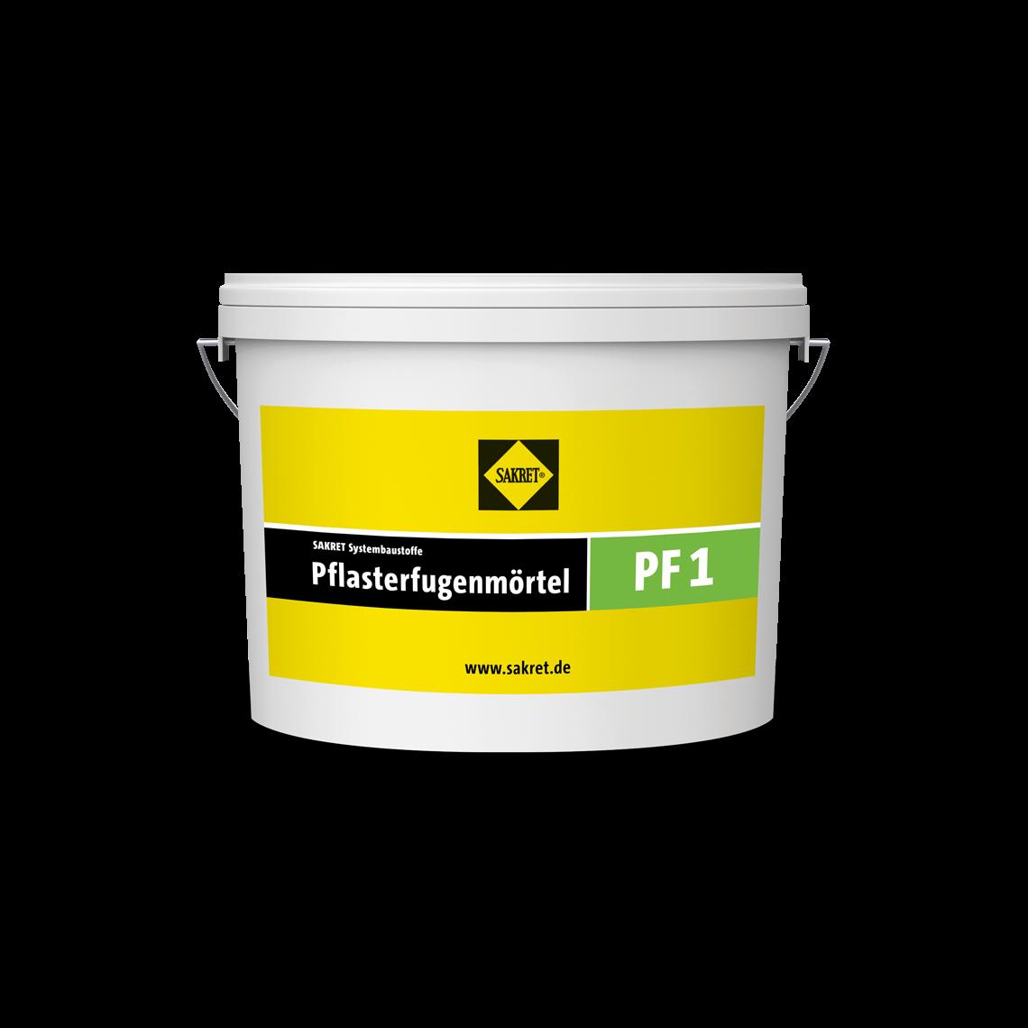 Abbildung SAKRET Pflasterfugenmörtel PF 1