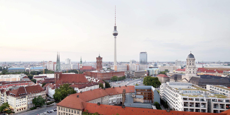 SAKRET Europa Zentrale in Berlin