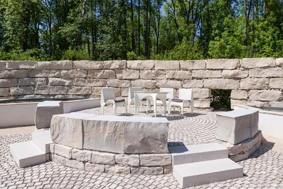 Verarbeitungshinweise Natursteinmauer | Mauer ohne Mörtel
