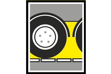 Abbildung Belastungsklasse N3 ZTV-Wegebau