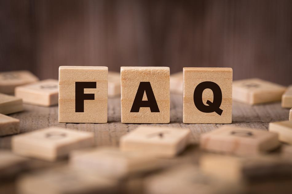 Holzbausteine FAQ