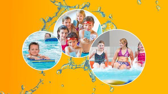 Schwimmschule im Moskaubad