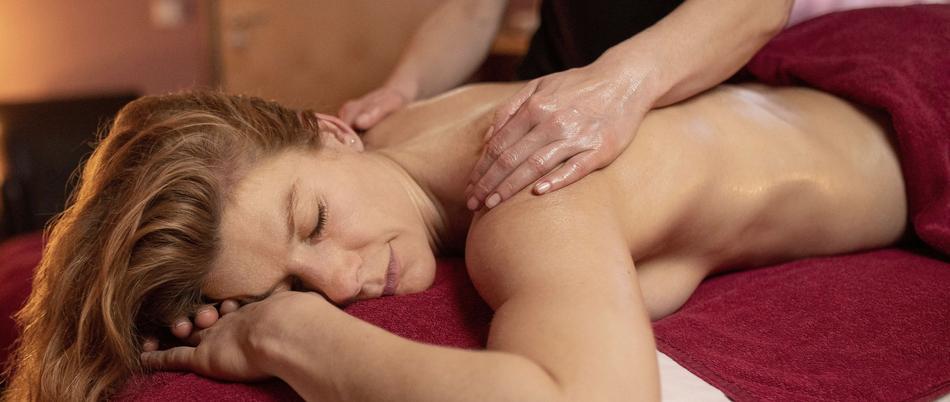 Massagen im Spa & Beauty