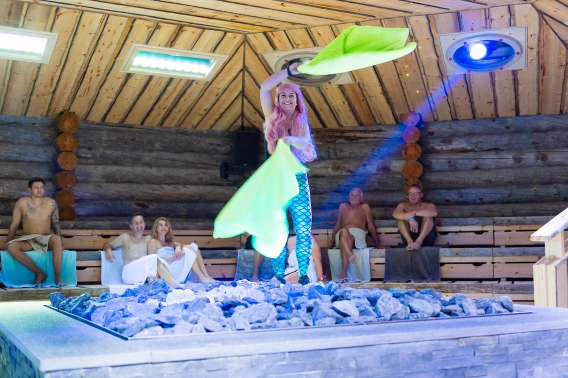 Ervaar adembenemende show-infusies in de Tapahtuma
