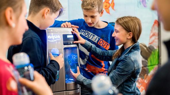 Trink!Wasser an Schulen