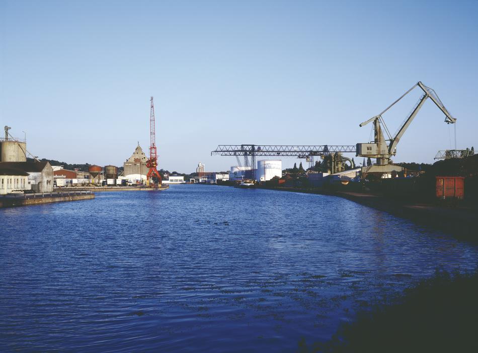 Der Osnabrücker Hafen