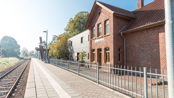 Bahnhof Sutthausen
