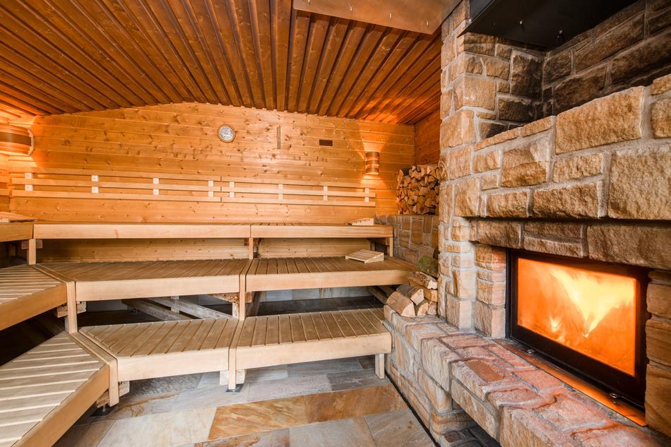 "Die Kamin-Sauna ""Takka"""