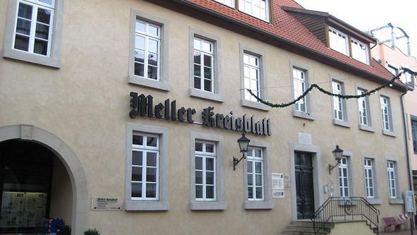 Vorverkaufsstelle NOZ Geschäftsstelle Meller Kreisblatt