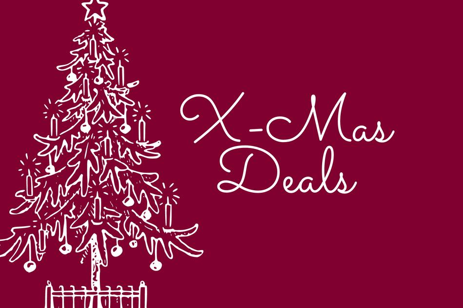Entdecken Sie jetzt unsere Christmas-Deals!