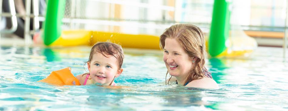 Nichtschwimmerbecken im Schinkelbad