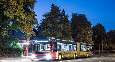 Gute Nachrichten für Nachtschwärmer: Die VOS kehrt zum NachtBus-Fahrplan zurück.
