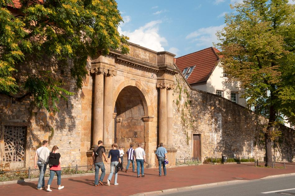 Das Heger Tor in Osnabrück