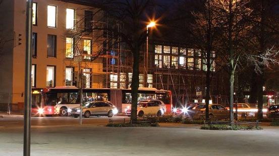 Straßenbeleuchtung in Osnabrück