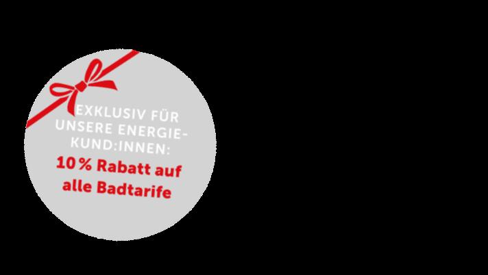 Vorteilswelt: 10% Rabatt für Energiekund:innen