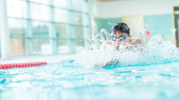 Stilschwimmen für Erwachsene
