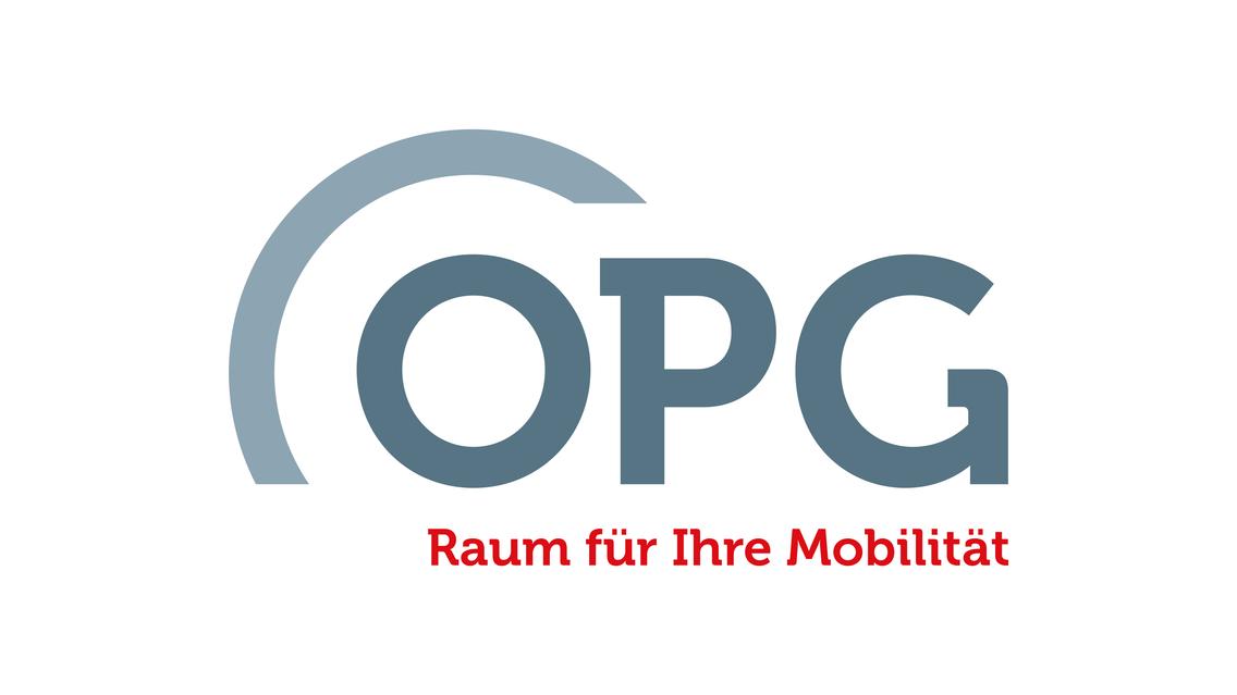 Logo der Osnabrücker Parkstätten-Betriebsgesellschaft (OPG)