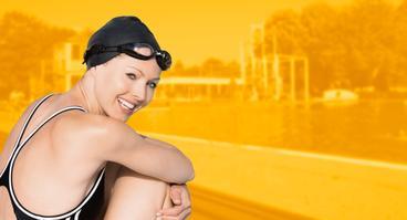 Frauenschwimmen im Moskaubad