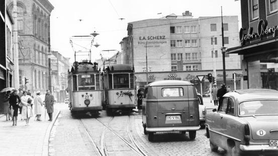 Nahverkehr: Straßenbahn