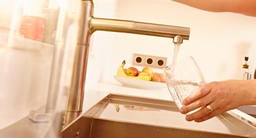 Trinkwasser mit Qualität