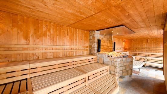 """Die Blockhaus-Sauna """"Talo"""""""