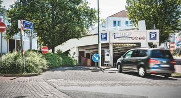 Vorteilswelt: 3 Stunden frei parken!