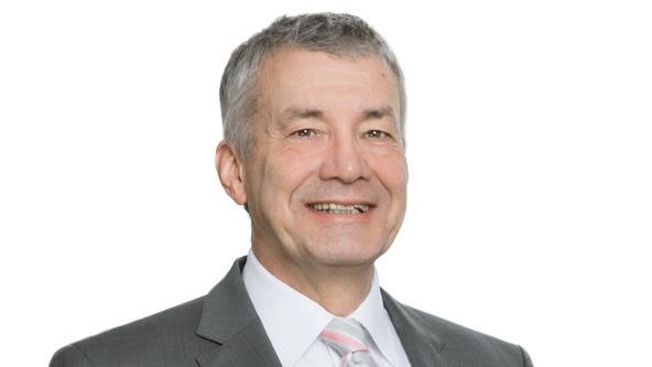 Portraitaufnahme von Jürgen Körber