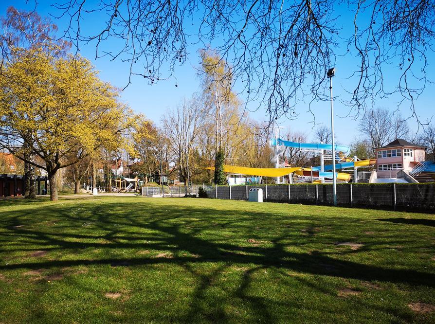 Das Moskaubad startet am 25. Mai in die Corona-Freibadsaison.