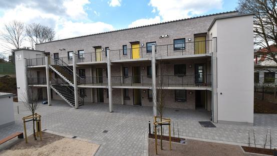 Wohnungsangebote Koksche Straße 75A