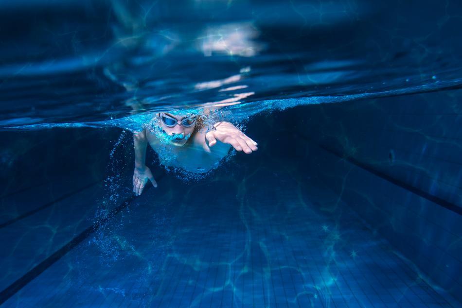 Mitglied im Schwimmclub werden!