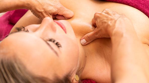 Klassische Massage klein im Spa & Beauty der Loma-Sauna