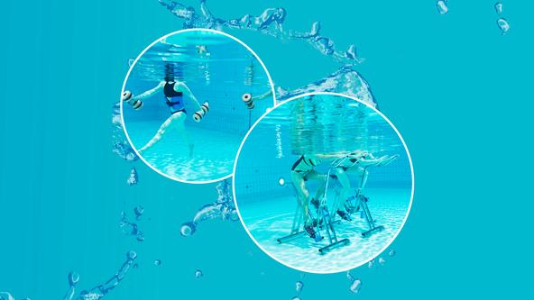 Aqua-Fitness im Schinkelbad