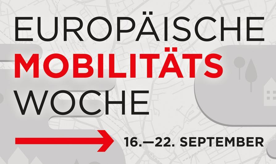 Die Europäische Mobilitätswoche findet vom 16. bis 22. September statt.