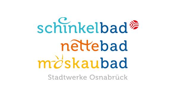 Gemeinsames Logo der Osnabrücker Bäder