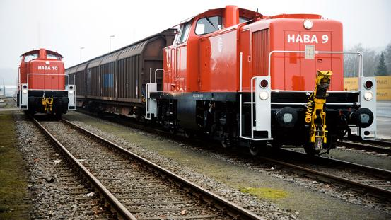Hafenbahn Lokomotiven