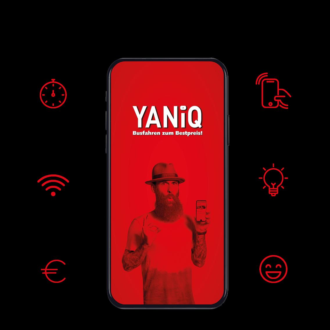 Vorteile der Bestpreis App YANiQ