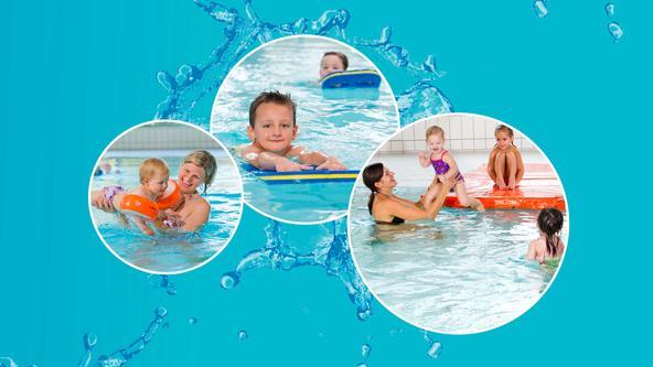 Schwimmschule im Schinkelbad