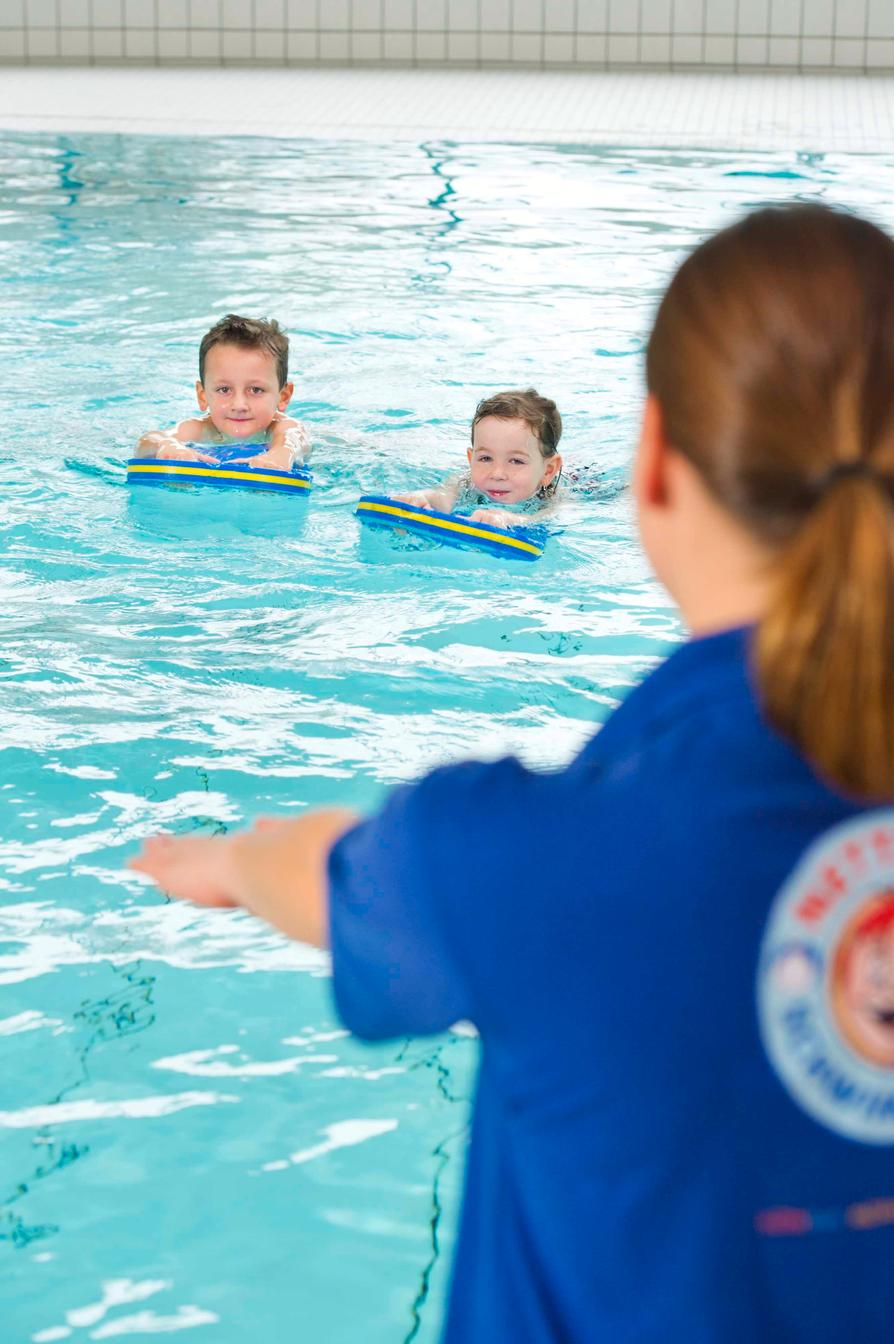 Nach den Sommerferien werden in Nettebad, Moskaubad und Schinkelbad insgesamt acht zusätzliche Seepferdchenkurse angeboten.